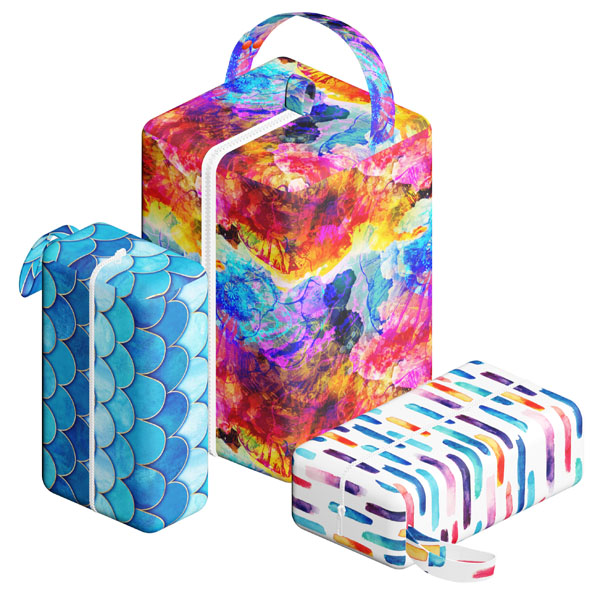 Diaper Storage Diaper Pod Wet Bags